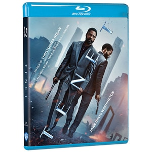 Tenet Blu-ray