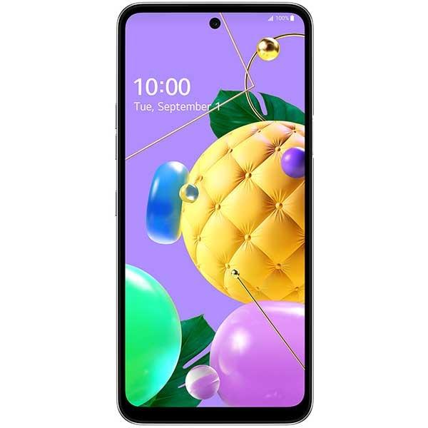 Telefon LG K52, 64GB, 4GB RAM, Dual SIM, White