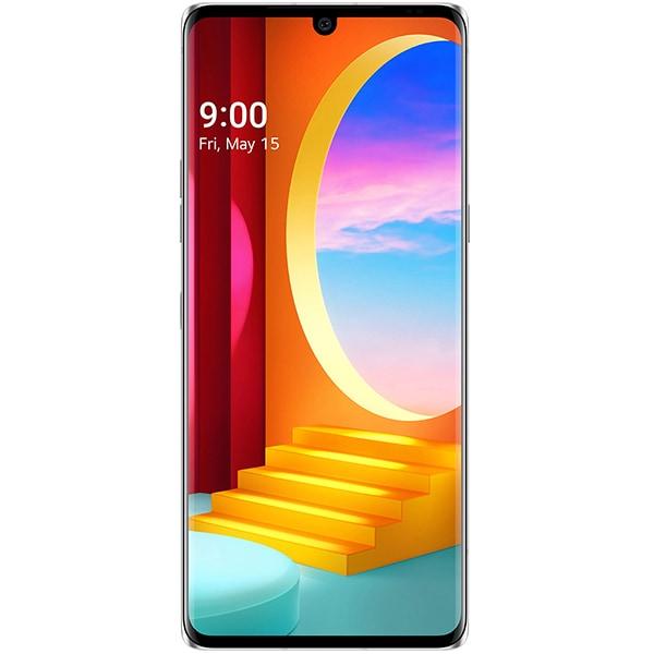 Telefon LG Velvet, 128GB, 6GB RAM, Dual SIM, 4G, Silver