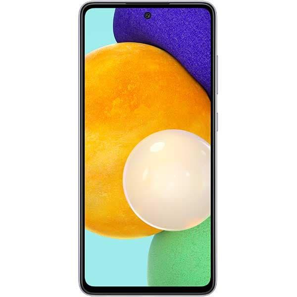 Telefon SAMSUNG Galaxy A52 5G, 256GB, 8GB RAM, Dual SIM, Awesome Violet