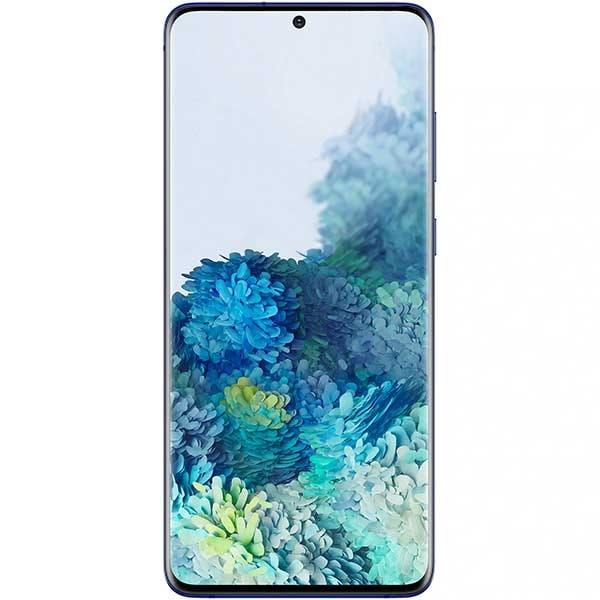 Telefon SAMSUNG Galaxy S20+ 5G, 128GB, 12GB RAM, Dual SIM, Aura Blue