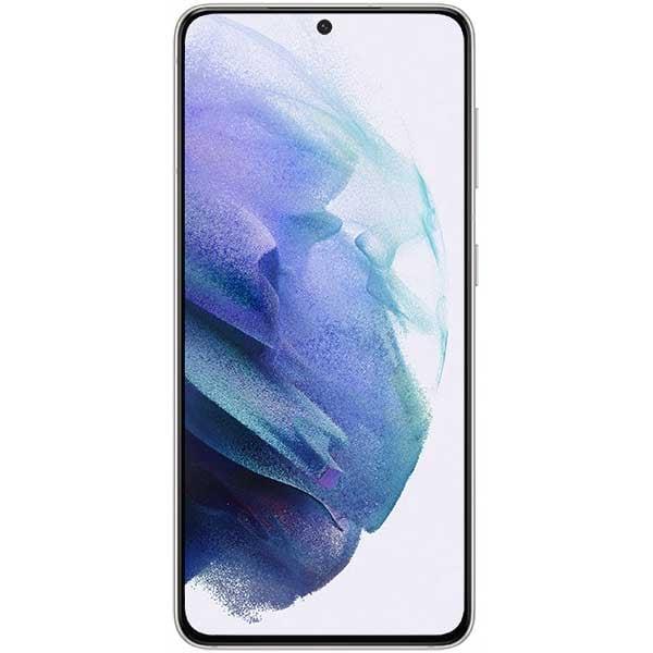 Telefon SAMSUNG Galaxy S21 5G, 128GB, 8GB RAM, Dual SIM, Phantom White
