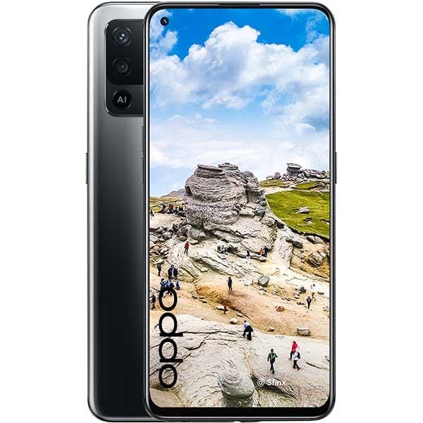 Telefon OPPO Reno5 Lite, 128GB, 8GB RAM, Dual SIM, Fluid Black