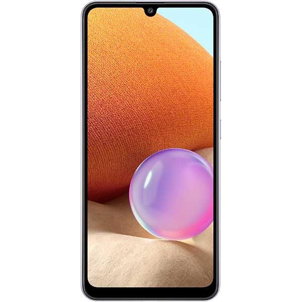 Telefon SAMSUNG Galaxy A32, 128GB, 4GB RAM, Dual SIM, Awesome Violet