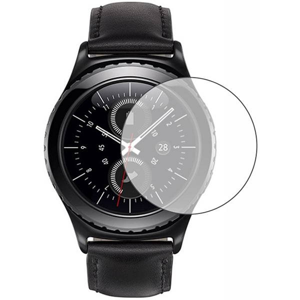 Folie Tempered Glass pentru Samsung Gear S2, SMART PROTECTION, display