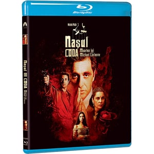 Nasul III CODA: Moartea lui Michael Corleone Blu-ray