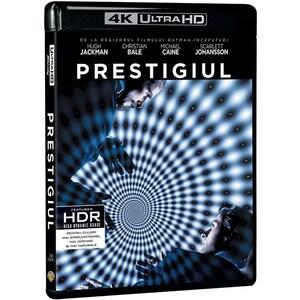 Prestigiul Blu-ray