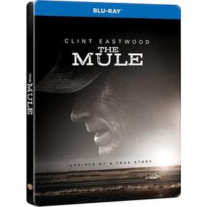 The Mule Steelbook Blu-ray