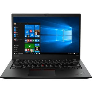 "Laptop LENOVO ThinkPad T495s, AMD Ryzen 7 Pro 3700U pana la 4GHz, 14"" Full HD, 16GB, SSD 512GB, AMD Radeon Vega 10 Graphics, Windows 10 Pro, negru"