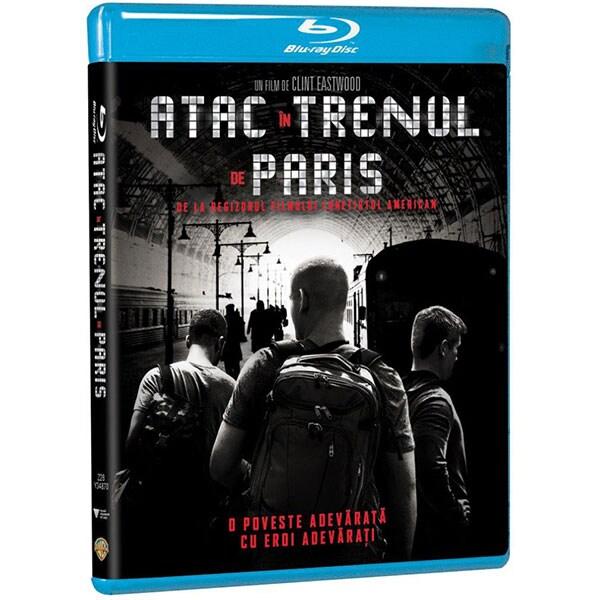 Atac in trenul de Paris Blu-ray