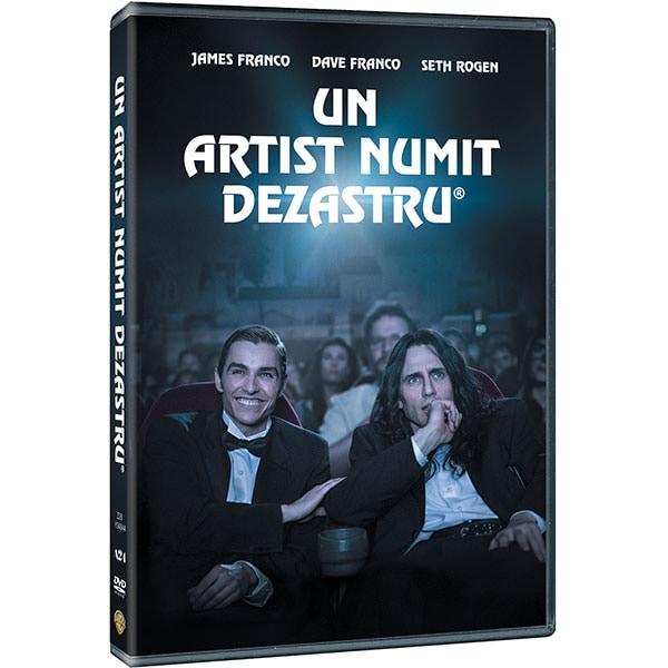 Un artist numit dezastru DVD