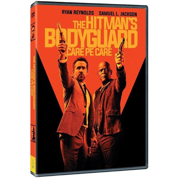 Hitman's Bodyguard: Care pe care DVD