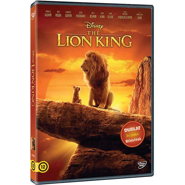 Regele leu DVD