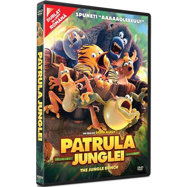Patrula Junglei DVD