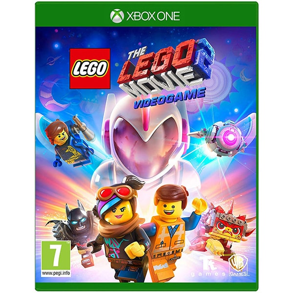 The LEGO Movie 2 Videogame Minifigures Edition Xbox One