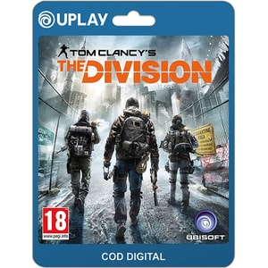 Tom Clancy's The Division PC (licenta electronica Uplay)