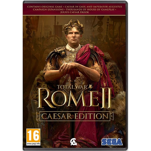 Total War: ROME II - Caesar Edition PC
