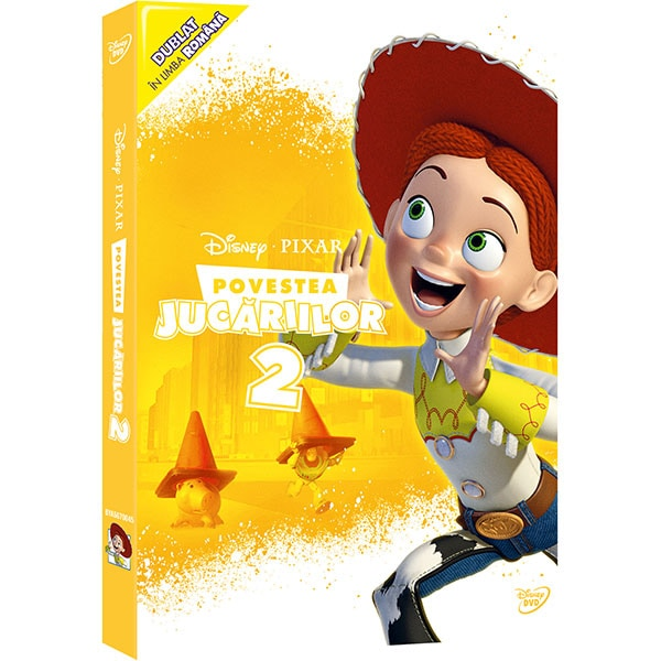 Toy Story 2 - Pixar O-Ring Collection DVD