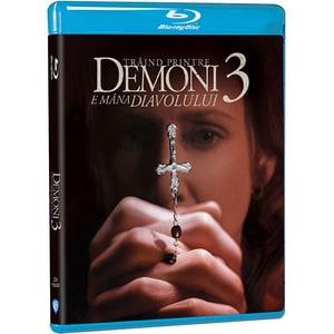 Traind printre demoni 3: E mana diavolului Blu-ray