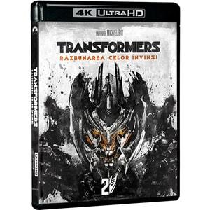 Transformers 2: Razbunarea celor invinsi Blu-ray 4K Ultra HD