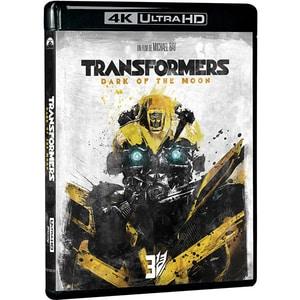Transformers 3: Fata ascunsa a Lunii Blu-ray 4K Ultra HD