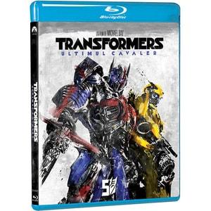 Transformers 5: Ultimul cavaler Blu-ray