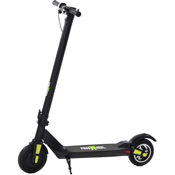 Trotineta electrica FREEWHEEL Rider T3, 8 inch, negru