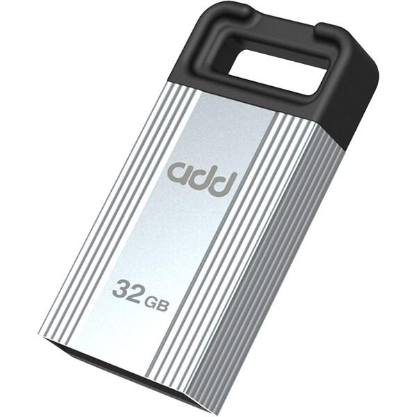 Memorie USB ADDLINK U30, 32GB, USB 2.0, Argintiu