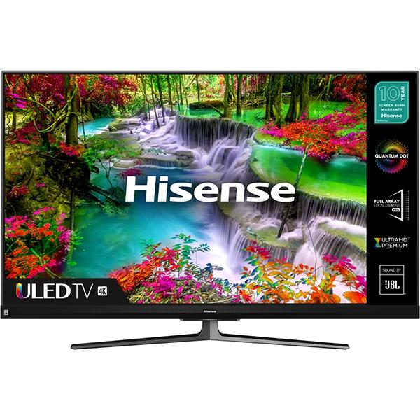 Televizor ULED Smart HISENSE 65U8QF, Ultra HD 4K, HDR, 164cm