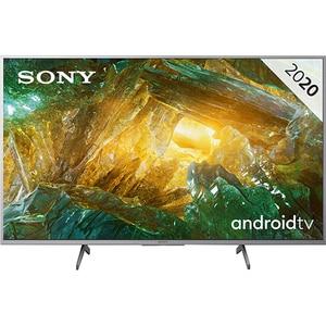 Televizor LED Smart SONY BRAVIA KD-49XH8077, Ultra HD 4K, 123cm