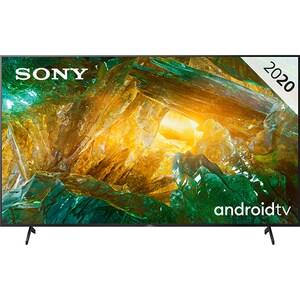 Televizor LED Smart SONY BRAVIA KD-65XH8077, Ultra HD 4K, 164cm