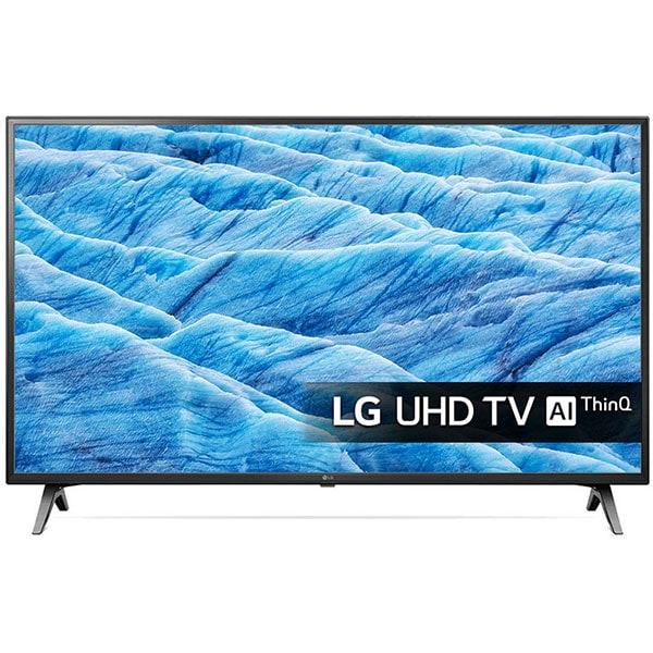 Televizor LED Smart LG 49UM7100PLB, Ultra HD 4K, HDR, 124 cm