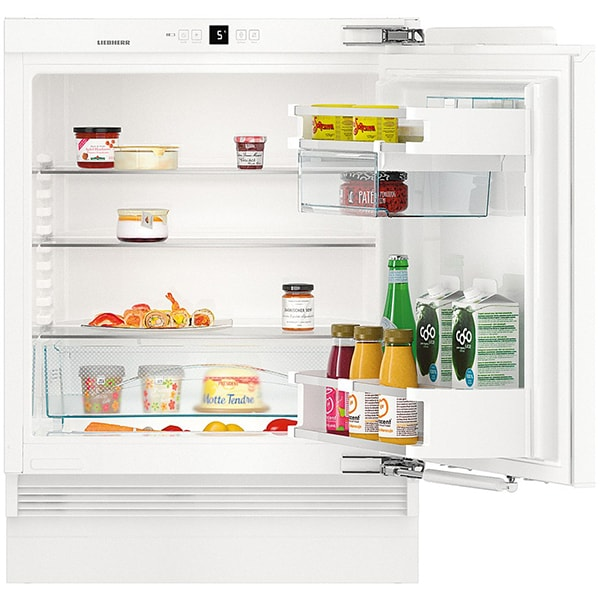 Frigider incorporabil cu o usa LIEBHERR UIKP 1550, Smart Frost, 136 l, H 88 cm, Clasa E, alb