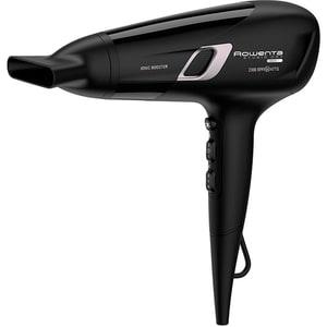 Uscator de par ROWENTA Studio Dry Glow CV5820F0, 2 viteze, 3 trepte de temperatura, negru