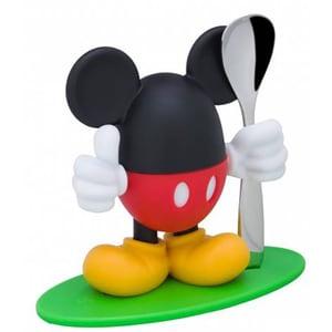 Suport de ou cu lingurita WMF Disney Mickey, 3 ani, 2 piese, multicolor