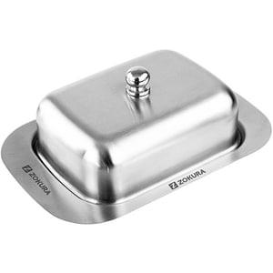 Untiera ZOKURA Z1166, 18.5x12.3cm, inox, argintiu