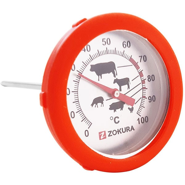 Termometru analogic pentru carne ZOKURA Z1184