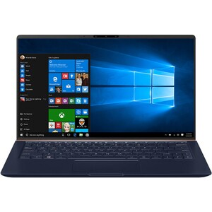 "Laptop ASUS ZenBook 13 UX333FA-A3120T, Intel® Core™ i5-8265U pana la 3.9GHz, 13.3"" Full HD, 8GB, SSD 256GB, Intel UHD Graphics 620, Windows 10 Home"