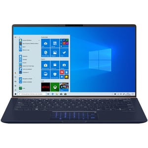 "Laptop ASUS ZenBook 14 UX433FLC-AI434R, Intel Core i7-10510U pana la 4.9GHz, 14"" Full HD Touch, 16GB, SSD 512GB, NVIDIA GeForce MX250 2GB, Windows 10 Pro, Royal Blue"