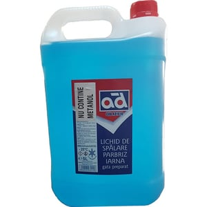 Solutie de curatat parbriz AD AD1010, -25 grade, 5l