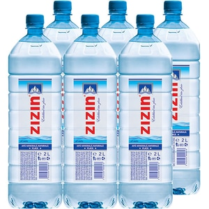 Apa plata ZIZIN bax 2L x 6 sticle