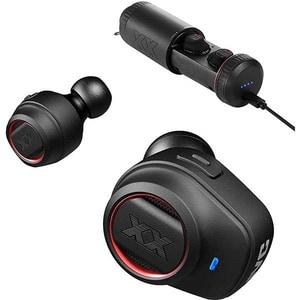 Casti JVC HA-XC70BT-RE, True Wireless, Bluetooth, In-Ear, Microfon, negru