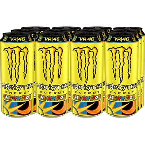 Bautura energizanta MONSTER Energy The Doctor bax 0.5L x 12 cutii