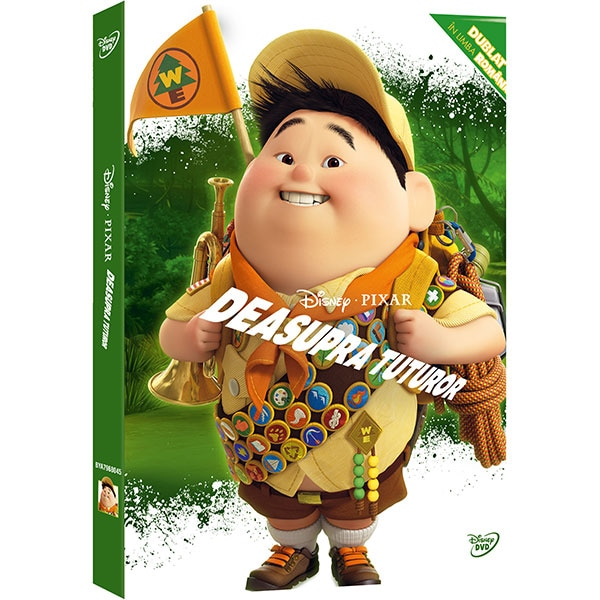 UP! - Pixar O-Ring Collection DVD