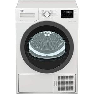 Uscator de rufe BEKO DS8433RX, Pompa de caldura, 8kg, 16 programe, Clasa A++, alb