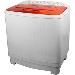 Masina de spalat rufe verticala semiautomata VORTEX VO1508, Spalare 8kg, Stoarcere 6kg, alb
