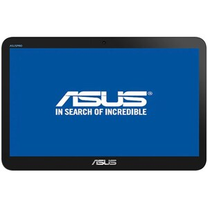 "Sistem PC All in One ASUS V161GAT-BD111D, 15.6"" HD Touch, Intel Celeron N4000 pana la 2.6GHz, 4GB, SSD 128GB, Intel UHD Graphics 600, Endless"