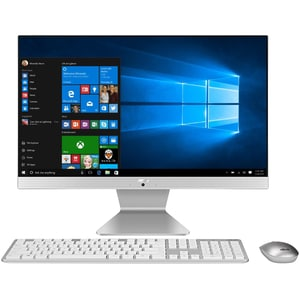 "Sistem PC All in One ASUS Vivo V222FAK-WA061T, 21.5"" Full HD, Intel Core i5-10210U pana la 4.2GHz, 8GB, SSD 256GB, Intel UHD Graphics, Windows 10 Home"