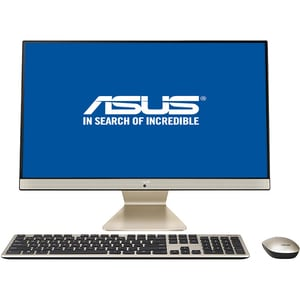"Sistem PC All in One ASUS Vivo V241FAK-BA040D, 23.8"" Full HD, Intel Core i3-8145U pana la 3.9GHz, 8GB, SSD 256GB, Intel UHD Graphics 620, Endless"