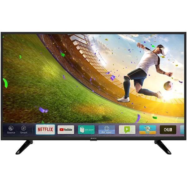 Televizor LED Smart VORTEX V43TD1200S, Ultra HD 4K, 109 cm